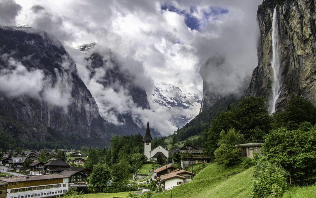 Lauterbrunnen Ελβετία